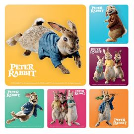 Smilemakers Peter Rabbit Stickers - Pack Of 100