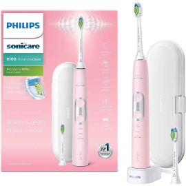Philips Sonicare Proactive Clean 6100 Electric Toothbrush - Light Pink