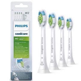 Philips Sonicare HX6074/27 Optimal White Mini Brush Heads - Pack Of 4