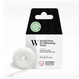 Spotlight Oral Care Dental Floss For Whitening Teeth