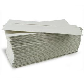 C Fold 2ply White Towels -  23 x 31cm
