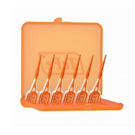 Tepe Easypick Orange 36 Picks And Travel Case