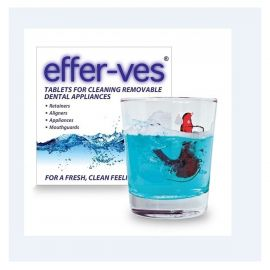 TOC Effer-ves Cleaning Tablets - 32 Tabs