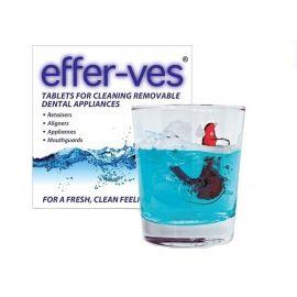TOC Effer-ves Cleaning Tablets - Pack Of 32