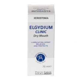 Elgydium Clinic Dry Mouth Spray 70ml