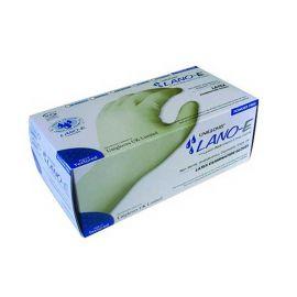 Unigloves Lanoe Latex Powder Free Gloves Extra Small - Pack Of 100