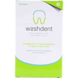 Washdent 5mg Mouthwash 10 Sachets