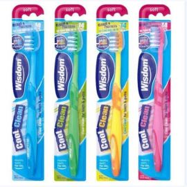 Wisdom Cool Clean Toothbrush ( 8 -14 Years )