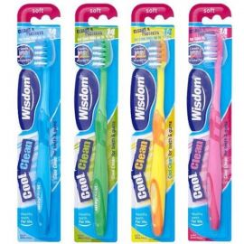 Wisdom Cool Clean Toothbrush For 8-14 Years Childerns