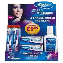 Wisdom Uv Pro Whitening Sensitive Defence Cdu