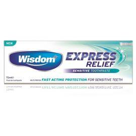 Wisdom Sensitive Express Relief Toothpaste 75ml