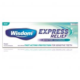 Wisdom Sensitive Express Relief Toothpaste - 75 ml
