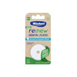 Wisdom re:new Dental Floss 50m
