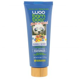 Woobamboo Bubble Berry Kids Toothpaste 113g